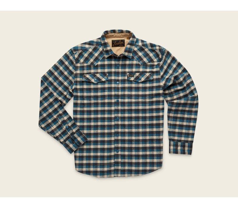 Stockman Stretch Snapshirt