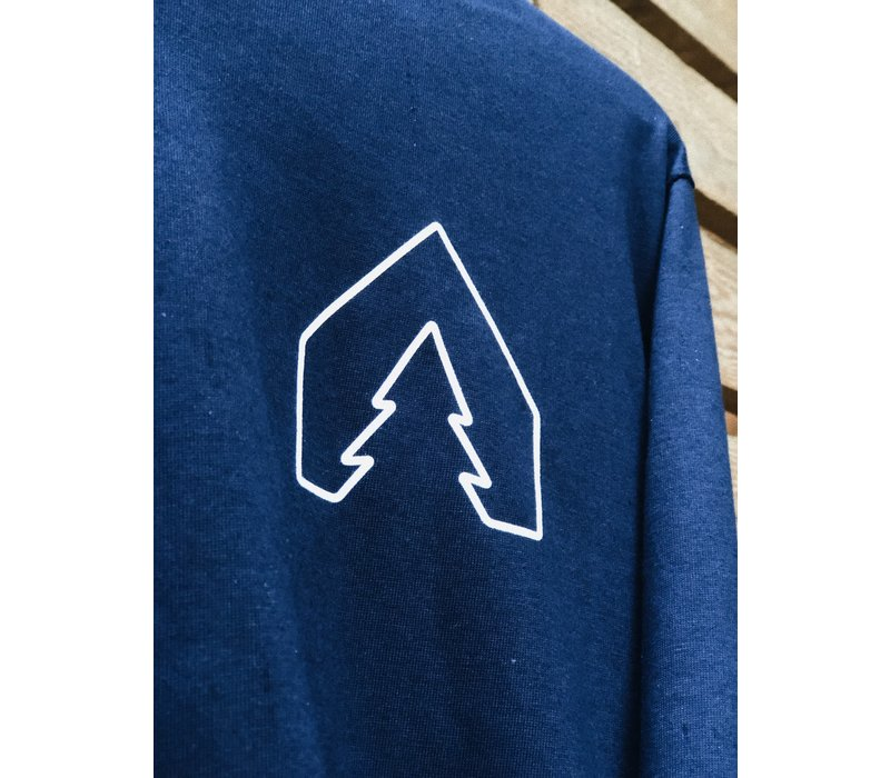 Longsleeve Olodge - Navy