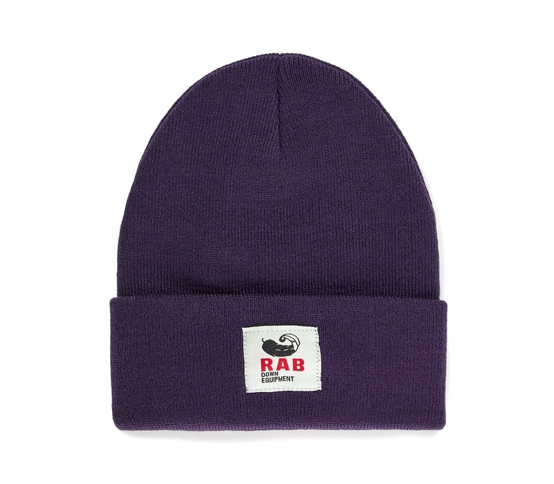 Essential Beanie - Purple Quartz