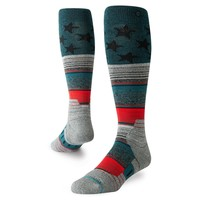 Snow Star Fade (Men's) - Green