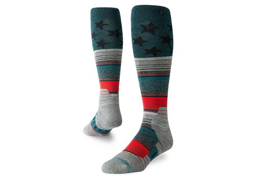 Stance Snow Star Fade (Men's) - Green