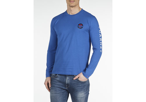 Vuarnet Men's LSL T-Shirt - LARGE