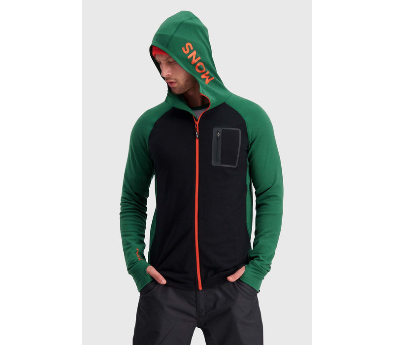 Traverse Midi Full Zip Hood
