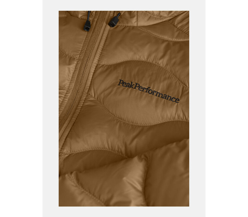 Helium Hooded Jacket