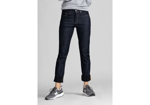 Duer W All Weather Denim Slim - Indigo