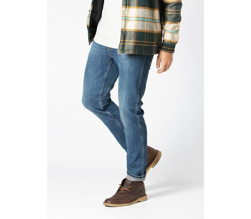 Fireside Performance Denim Slim - Lakeshore