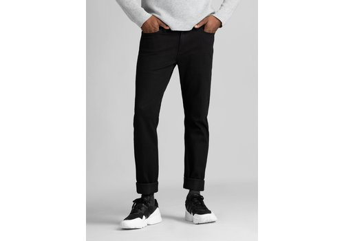 Duer All Weather Denim Slim - Black