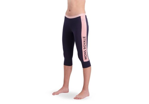 MonsRoyale Womens Alagna 3/4 Legging