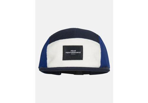 Peak Performance OG Fleece Cap - Blueprint