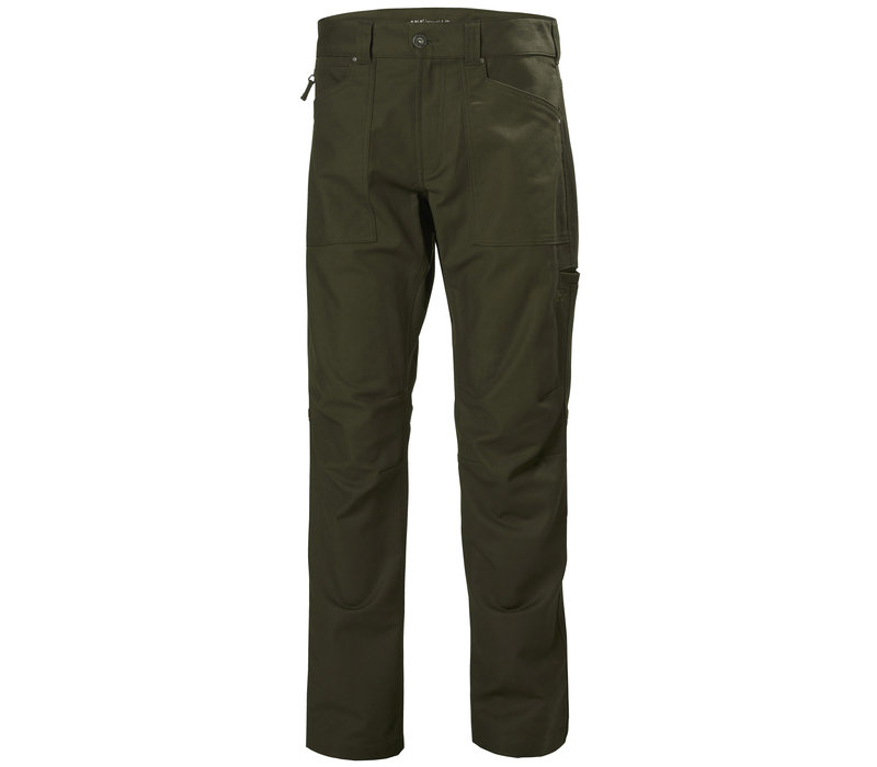 Essential Canvas Pant
