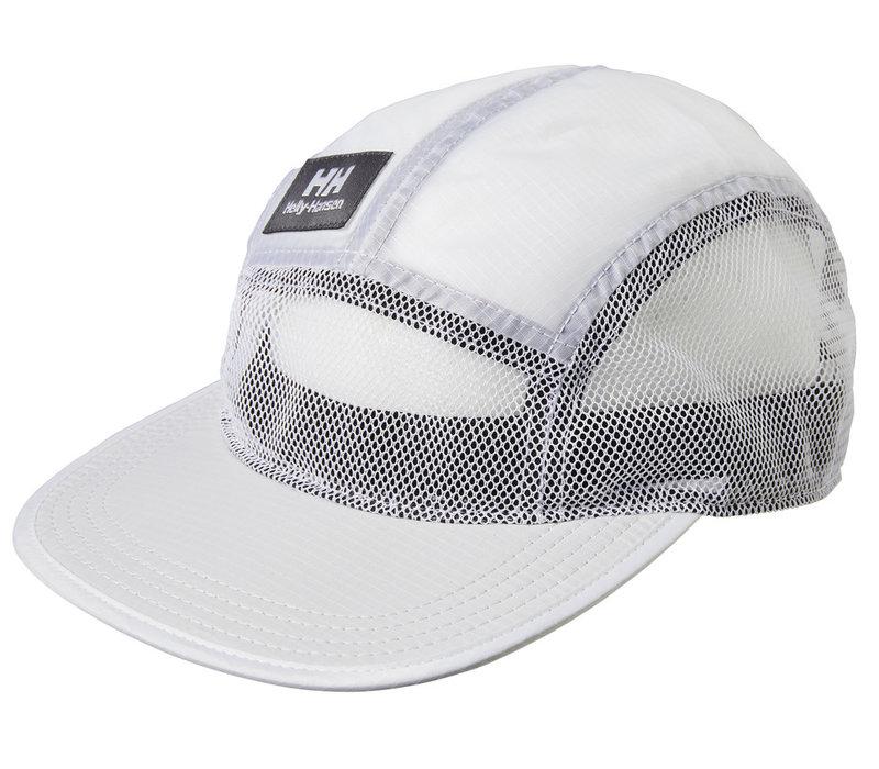 YU20 5 Panel Caps - White