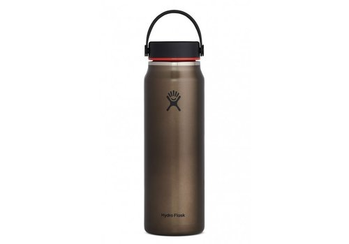 Hydro Flask 32 oz Wide Mouth Trail Series - Obsidian