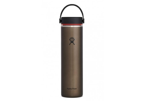 Hydro Flask 24 oz Wide Mouth Trail Series - Obsidian
