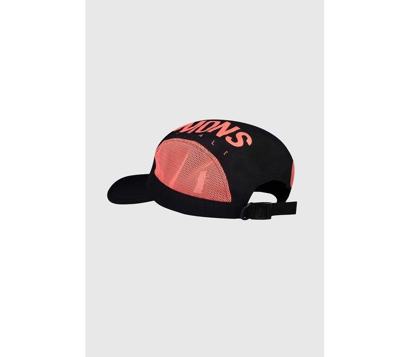 Voss Cap - Black Neon