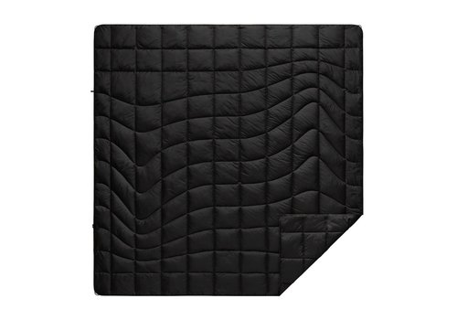 Rumpl Nanoloft Blanket 2 person - Black