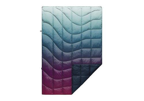 Rumpl Nanoloft Printed Blanket - Crisp Fade