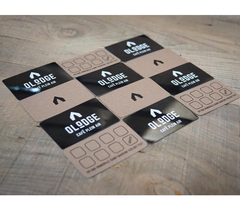 Gift Card - 100$