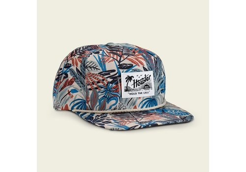 Howler Brothers Unstructured Snapback - Everglade