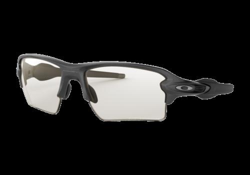 OAKLEY Flak 2.0 XL - Steel - Clear to Black Photocromic
