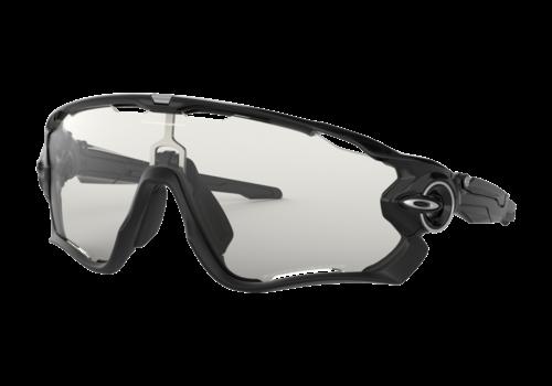 OAKLEY Jawbreaker - Polished Black - Clear to Black Photocromic