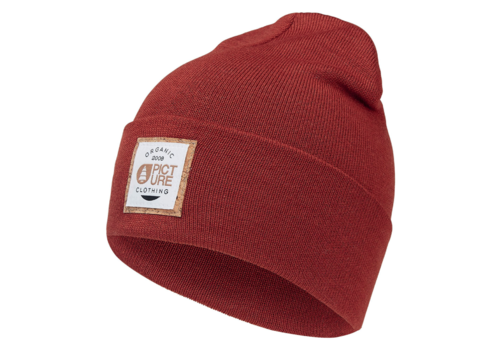 Picture Organic Uncle Beanie - Brick