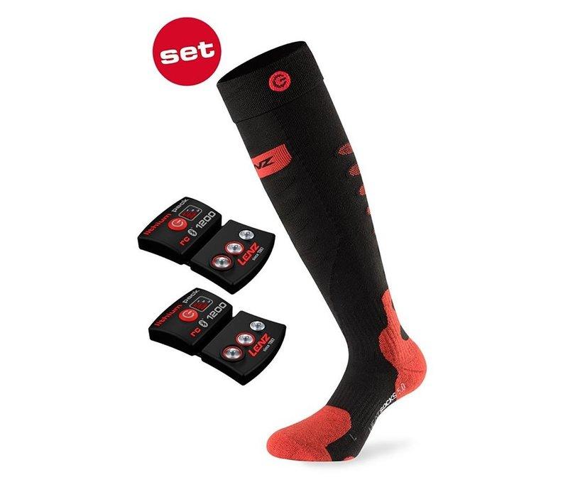 Lenz Heat Socks 5.0 - RCB 1200 MEDIUM