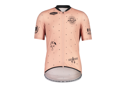 Maloja PazenM. 1/2Short Sleeve Bike Jersey