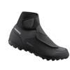MW501 Shimano Bike Shoes - Black