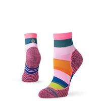 Women's Run Mix It Up QTR - Pink
