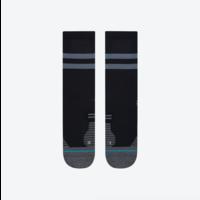 Unisex Run Light Crew - Black