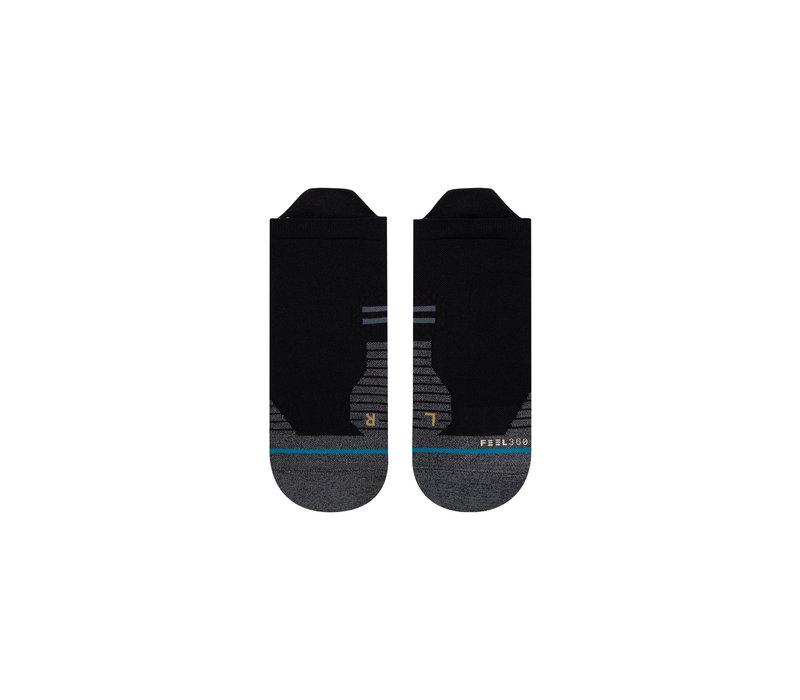 Unisex Run Light Tab - Black