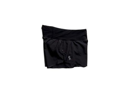 On Running Race Shorts W Black