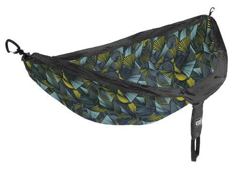 ENO DoubleNest Print - Tribal Charcoal