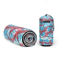 Original Puffy Blanket - Anaglyph Dye