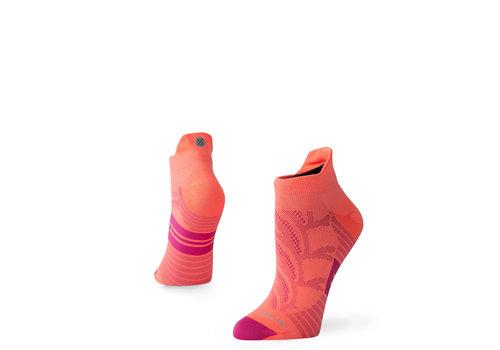 Women's Run Tab - Coral