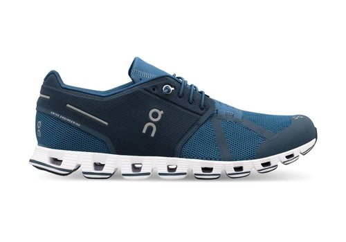 On Running Cloud - Men - Blue|Denim