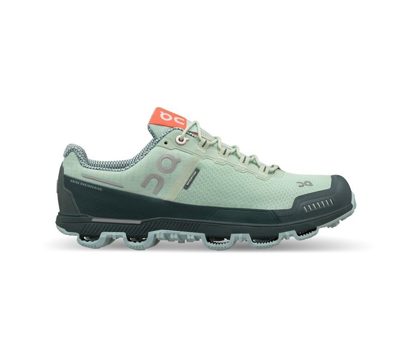 Cloudventure Waterproof - Women - Mineral|Olive - SIZE 10