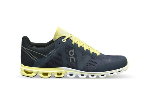 On Running Cloudflow - Women - Smoke|Limelight- SIZE 9.5