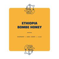 Ethiopie Bombe Miel
