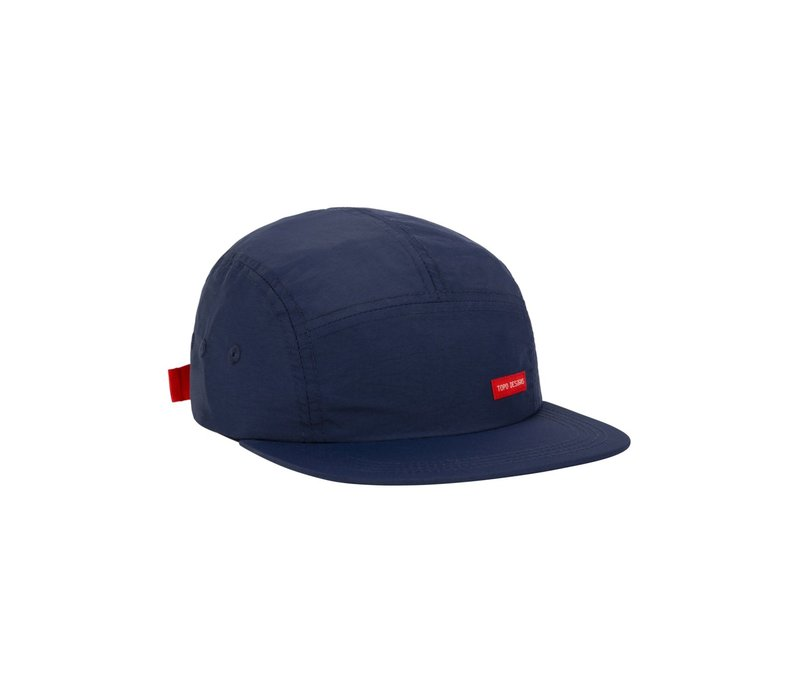 Nylon Camp Hat - Navy