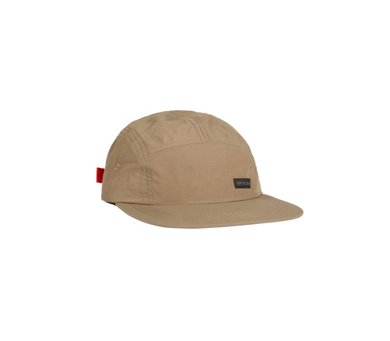 Nylon Camp Hat - Dark Khaki