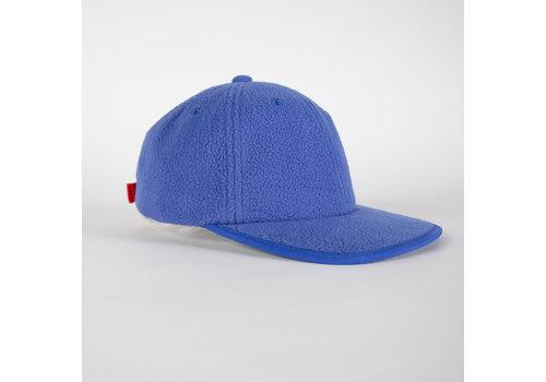Topo Designs Fleece Cap - Blue