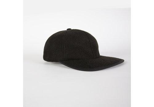 Topo Designs Fleece Cap - Black