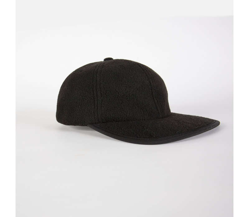 Fleece Cap - Black