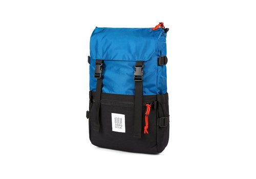 Topo Designs Rover Pack - Blue/Black