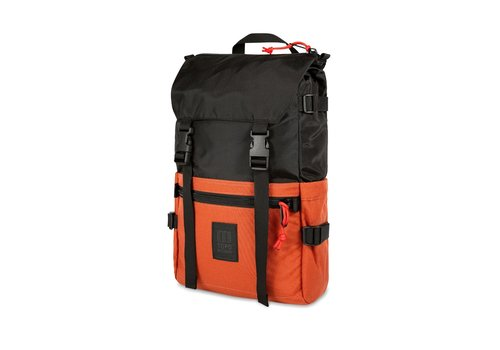 Topo Designs Rover Pack - Black/Clay