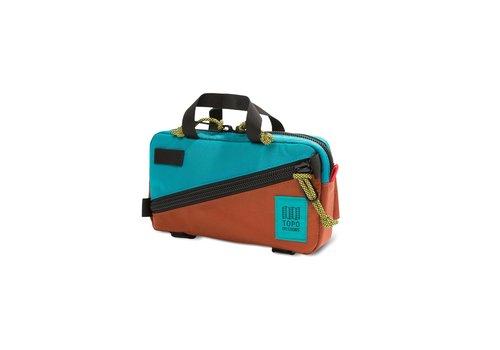 Topo Designs Mini Quick Pack - Clay/Turquoise