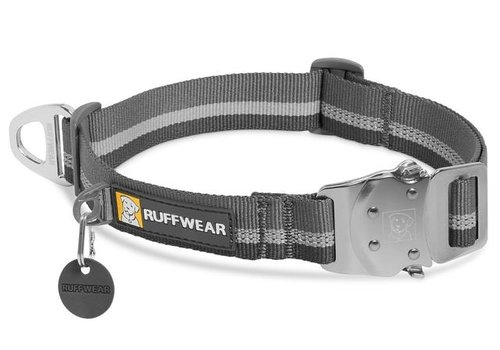 Ruffwear Top Rope Collar - Granite Grey