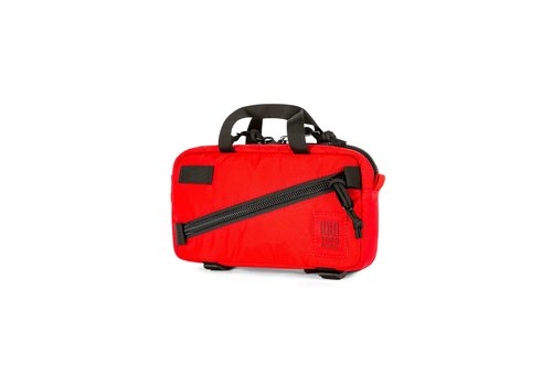 Topo Designs Mini Quick Pack - Red