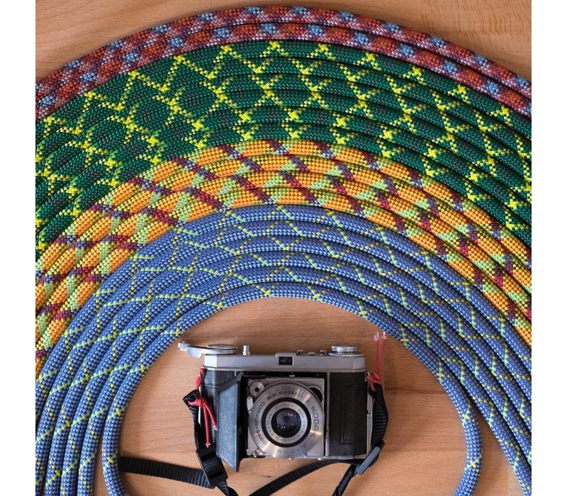 Camera Strap - Green
